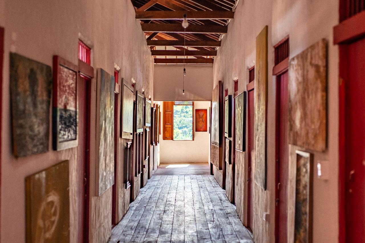 Residencia y talleres para Artistas